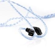 BEA-6868 [Silversonic MKVI 8-Wire - qdc/UE Custom - 4.4mm イヤホンケーブル]