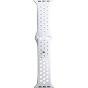 RM-3436WAT4004 [AppleWatch互換バンド グレー×ホワイト 38-40mm]