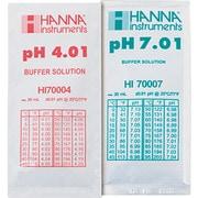 73033 [シンワ 標準液 酸校正用(pH4.01、pH7.01)3組入]