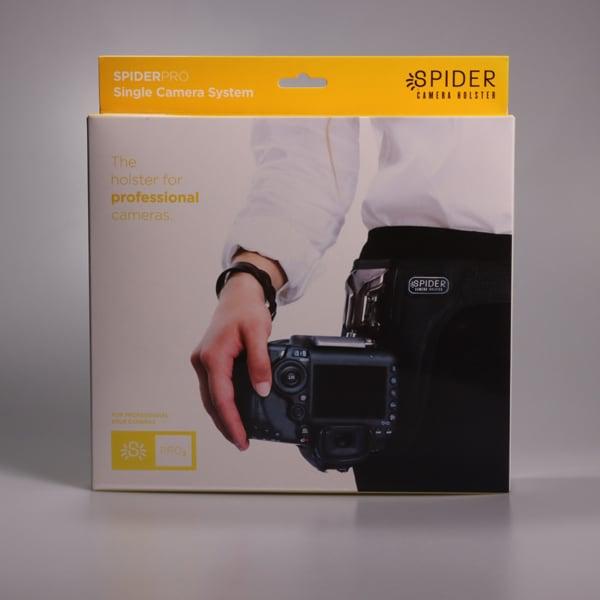 SpiderPRO SCS V2 [速写カメラホルスター 1台用]