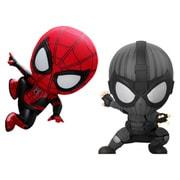 コスベイビー 『スパイダーマン:ファー・フロム・ホーム』 サイズS スパイダーマン (壁はりつき版)&スパイダーマン(ステルススーツ版) 2体セット [フィギュア]
