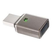 ED-FP/64G [指紋認証センサー付き セキュリティUSBメモリー 64GB]