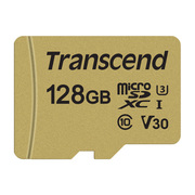 TS128GUSD500S [microSDXCカード 128GB UHS-I U3 MLC]