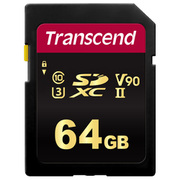TS64GSDC700S [SDXCカード 64GB UHS-II U3]