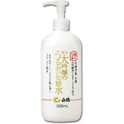 白鶴 鶴の玉手箱 薬用 大吟醸のうるおい化粧水 500mL [化粧水]