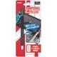 Switch/スマートフォン用 タッチペン 2WAYタイプ ブラック