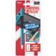 Switch/スマートフォン用 タッチペン 2WAYタイプ ブルー
