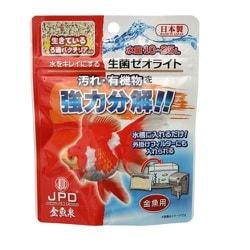 ニチドウ 生菌ゼオライト 金魚小型水槽用 60g [観賞魚用品]
