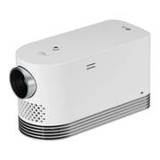 HF80LS [CineBeam プロジェクター フルHD(1920×1080) 最大120インチ/2,000ルーメン/レーザー光源/DLP方式/Tru-Motion/自動キーストーン/台形補正/スクリーンシェア/3W+3W スピーカー/WebOS/YouTube/マジックリモコン]