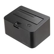 CROSU31C [裸族のお立ち台 USB3.1 Type-Cコネクタ搭載 SATA HDD/SSDクレードル]