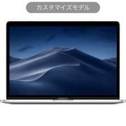 MacBook Pro Touch Bar 13インチ 2.4GHz クアッドコアIntel Core i5プロセッサ 256GB USキーボード仕様 シルバー [MV992J/A CTO]