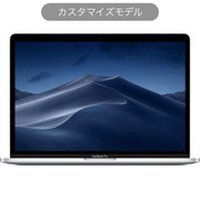 MacBook Pro Touch Bar 13インチ 2.4GHz クアッドコアIntel Core i5プロセッサ 512GB USキーボード仕様 シルバー [MV9A2J/A CTO]