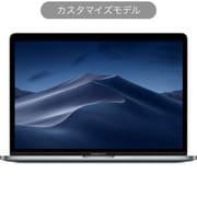 MacBook Pro Touch Bar 13インチ 2.4GHz クアッドコアIntel Core i5プロセッサ 512GB SSD 16GBメモリ カスタマイズモデル(CTO) 日本語(JIS)キーボード スペースグレイ [Z0WR0006K]