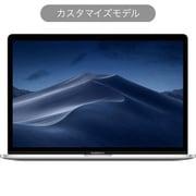 MacBook Pro Touch Bar 15インチ 2.3GHz 8コアIntel Core i9プロセッサ 1TB SSD 32GBメモリ RadeonPro560X カスタマイズモデル(CTO) 日本語(JIS)キーボード シルバー [Z0WY000FT]