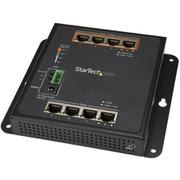 IES81GPOEW [ギガビットイーサネット対応マネージスイッチ 8ポート(4ポートでPoE+給電対応) ウォールマウント対応]