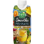 カゴメ 野菜生活100 Smoothie パインスムージーMix 330ml×12本 [果実果汁飲料]