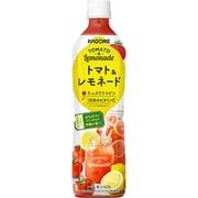 カゴメ トマト&レモネード 720ml×15本 [果実果汁飲料]
