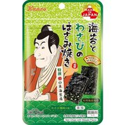 カンロ 海苔とわさびのはさみ焼き 4g [菓子]