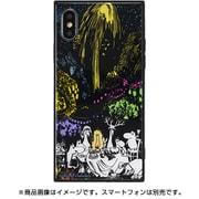 TILEケース ムーミン 花火 iPhone XS/X