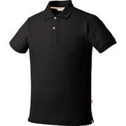 UN0031 C-10 SS [ポロシャツ 兼用 ブラック]