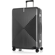 INTERSECT GV5*09003 76cm BLACK [スーツケース 旅行日数目安:1週間以上 93L TSAロック搭載]