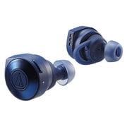 ATH-CKS5TW BL [ワイヤレスヘッドホン Bluetooth対応 ブルー]