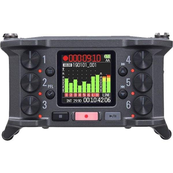 F6 MultiTrack Field Recorder [32bitフロート録音対応 6chフィールドレコーダー]