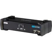 CS1762A [ATEN KVMPスイッチ 2ポート / DVI / USB2.0ハブ搭載]