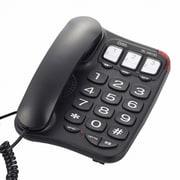 TEL-2991SO-K [シンプルシニアホン ブラック]