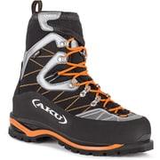SERAI GTX 971ISG 108_BLACK/ORANGE UK10.5(29.5cm) [マウンテンブーツ メンズ]