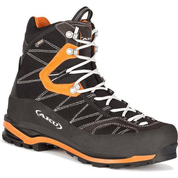 TENGU GTX ISG 974ISG 108_BLACK/ORANGE UK7.5(26.5cm) [マウンテンブーツ メンズ]