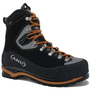 YATUMINE II GTX ISG 973.2ISG 108_BLACK/ORANGE UK8.5(27.5cm) [マウンテンブーツ メンズ]