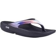 [正規輸入販売店]OOlala Luxe 5020060 60Black/Calypso 23cm(M4/W6) [スポーツサンダル ユニセックス]
