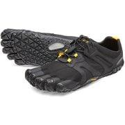 V-Trail 2.0 19M7601 Black/Yellow EUサイズ:M43(日本人向けサイズ28cm) [トレイルランニングシューズ メンズ]