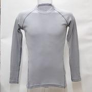 Msミドルロングアンダーシャツ SF-21 LGYライトグレー Sサイズ [アウトドア アンダーウェア メンズ]
