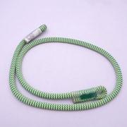 オーシャンポリエステル E2E TB0020 グリーン 8mm/85cm [ロープ・コード]