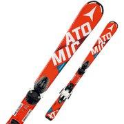 スキー板「アトミック REDSTER JR II RED 120cm」+ビンディング「アトミック EVOX 045」セット [旧モデル ジュニア]