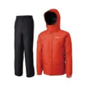 ゴアテックス イノセント レインスーツ メンズ PN-GR02 ディープオレンジ Lサイズ [アウトドア レインウェア メンズ]