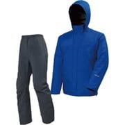 ゴアテックス オールウェザースーツ メンズ PN-GR03 B90 ブルーマリン 3Lサイズ [アウトドア レインウェア メンズ]