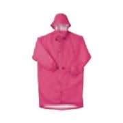 ポンチョオトナ PN-LP1501 ピンク Sサイズ [アウトドア レインウェア メンズ]