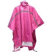 ポンチョコドモ PN-LP1502 ピンク Mサイズ [ウェア キッズ用]