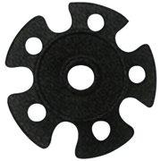 パウダーリング80mm RDTR30NE ブラック 80mm [スキーパーツ]