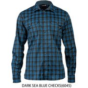 1481124 6045 DARK SEA BLUE CXLPATH ISG XL 6045 DARK SEA BLUE C [アウトドア シャツ]