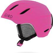 NINE JR AF 7082871 Matte Bright Pink Sサイズ [ヘルメット]
