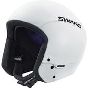レーシングヘルメット HSR-90FIS W XLサイズ [スキー ヘルメット レーシング]