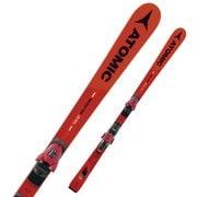 スキー板「アトミック REDSTER J9 RS J-RP 130cm」+ビンディング「アトミック L7」セット [19-20 モデル ジュニア]