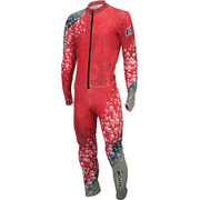 Jr.GS RACING SUIT (Not FIS) ONO70078 RED(055) 130cm [スキーウェアジュニア]