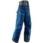 M Bec de Rosses Pant 17112000 Twilight Blue Mサイズ [スキーウェア パンツ メンズ]