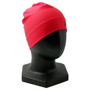 COOLMAX 1 LAYER HAT BUFF 111498.409 SOLID FIERY RED ADULT [アウトドア キャップ]