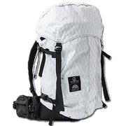 The Backpack#001 BP001-60-wh ホワイト 60L+ [アウトドア系 ザック]